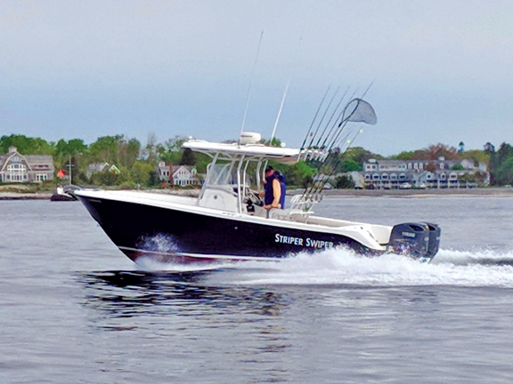 Kennebunkport Sportfishing and Charters with Captain Greg
